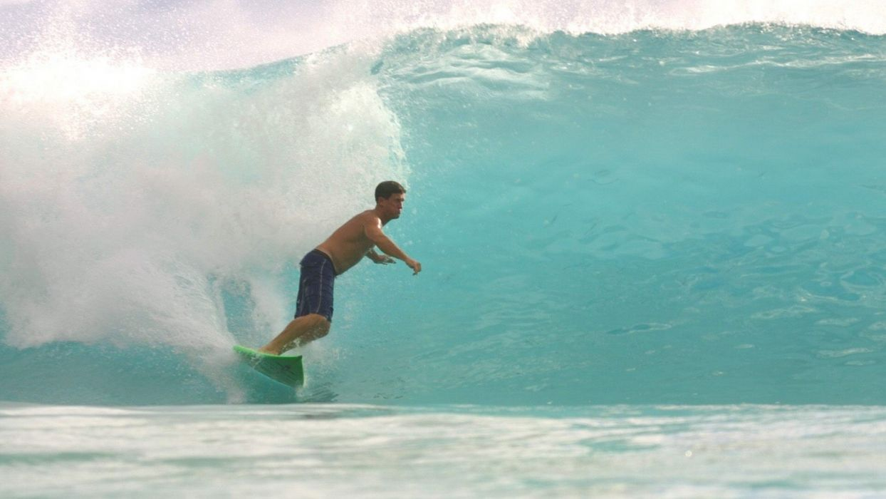 Drop Hawaii Surfing Wallpaper 1920x1080 262602 Wallpaperup