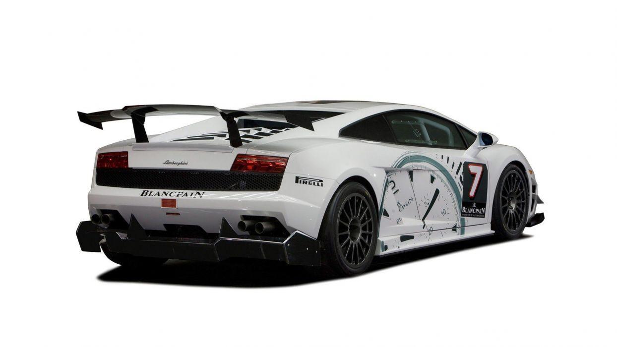 cars Lamborghini Gallardo Lamborghini Gallardo LP570-4 Super Trofeo Stradale wallpaper