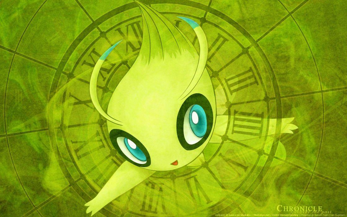 Pokemon artwork wallpaper