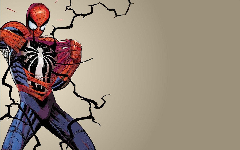 marvel comics wallpaper spider - photo #33