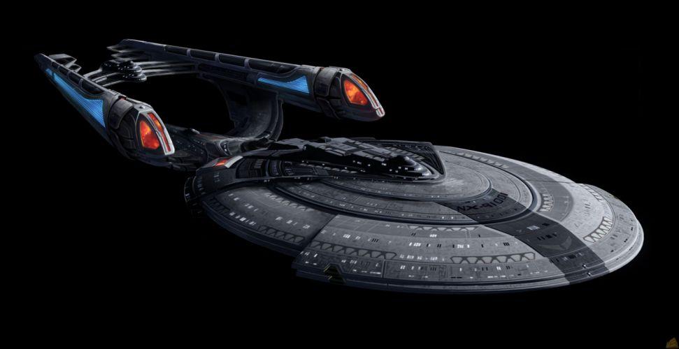 STAR TREK ONLINE game sci-fi futuristic spaceship wallpaper