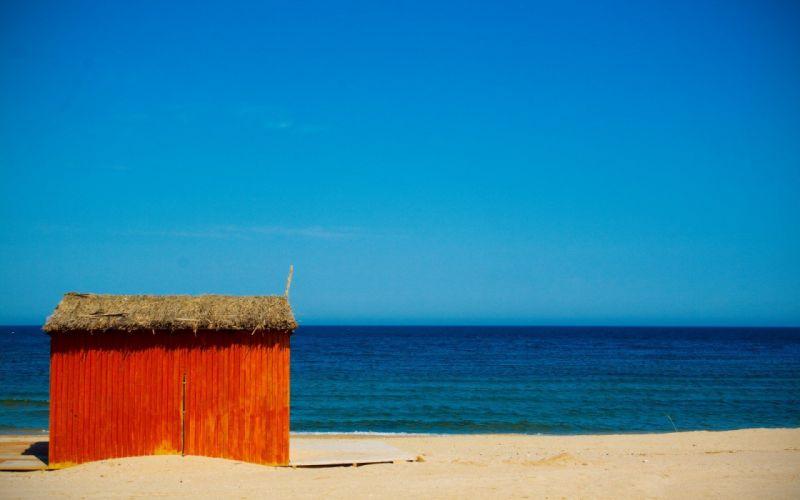 summer beaches wallpaper