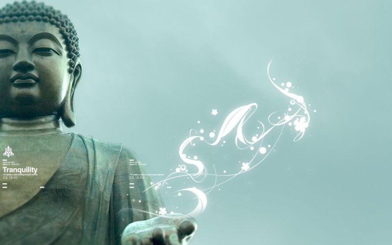 sculptures Buddha statues wallpaper