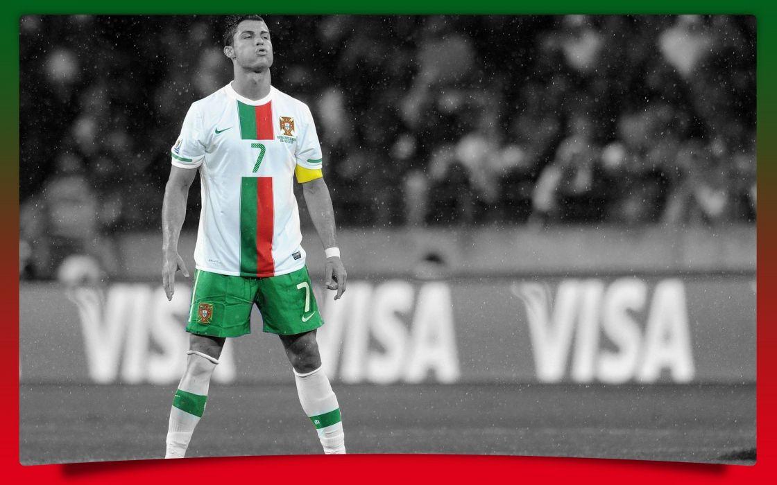 soccer Portugal Cristiano Ronaldo wallpaper