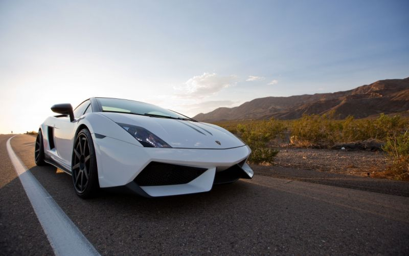 cars roads Lamborghini Gallardo LP570-4 Performante super cars wallpaper