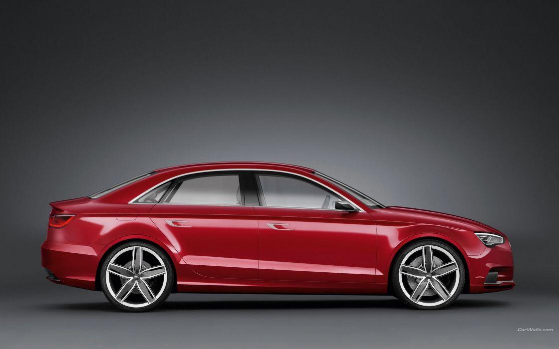 cars concept art Audi A3 wallpaper