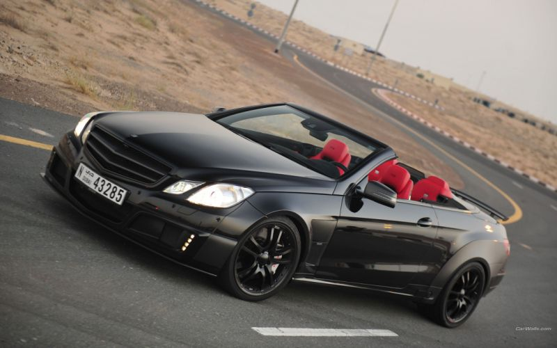 cars Brabus Mercedes-Benz wallpaper
