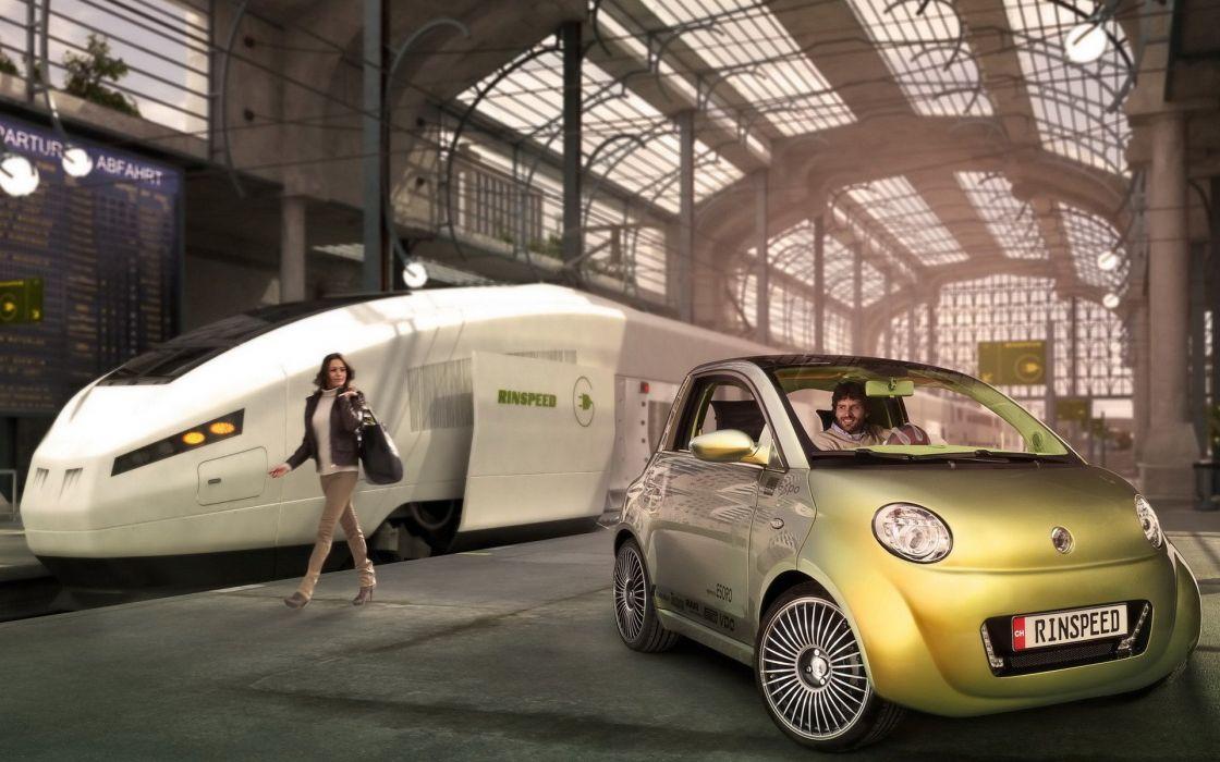 cars trains wallpaper