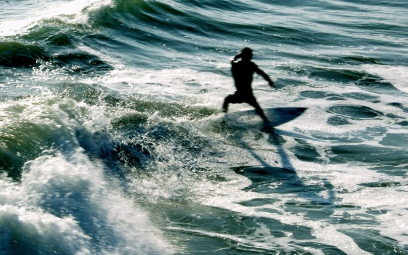 waves sports surfing surfers sea wallpaper