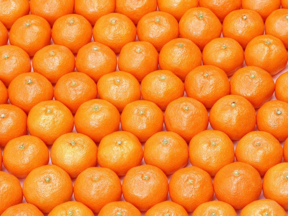 fruits food oranges wallpaper
