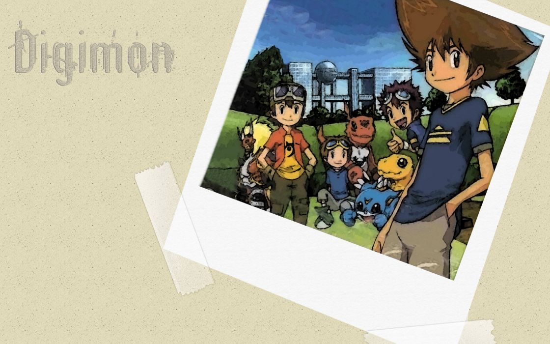 Digimon wallpaper