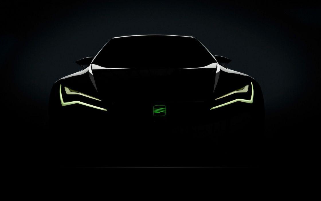 Dark Cars Concept Art Vehicles Seat Wallpaper 2560x1600 264153