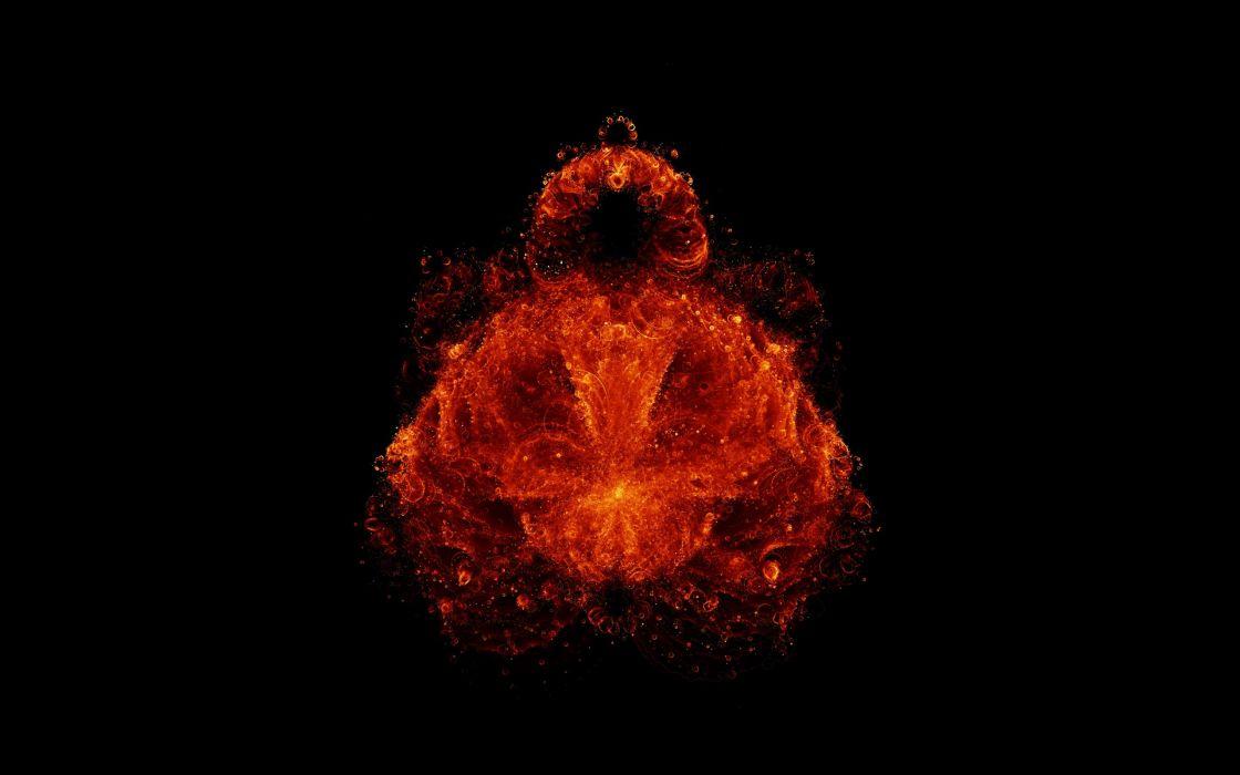fractals mandelbrot buddhabrot wallpaper
