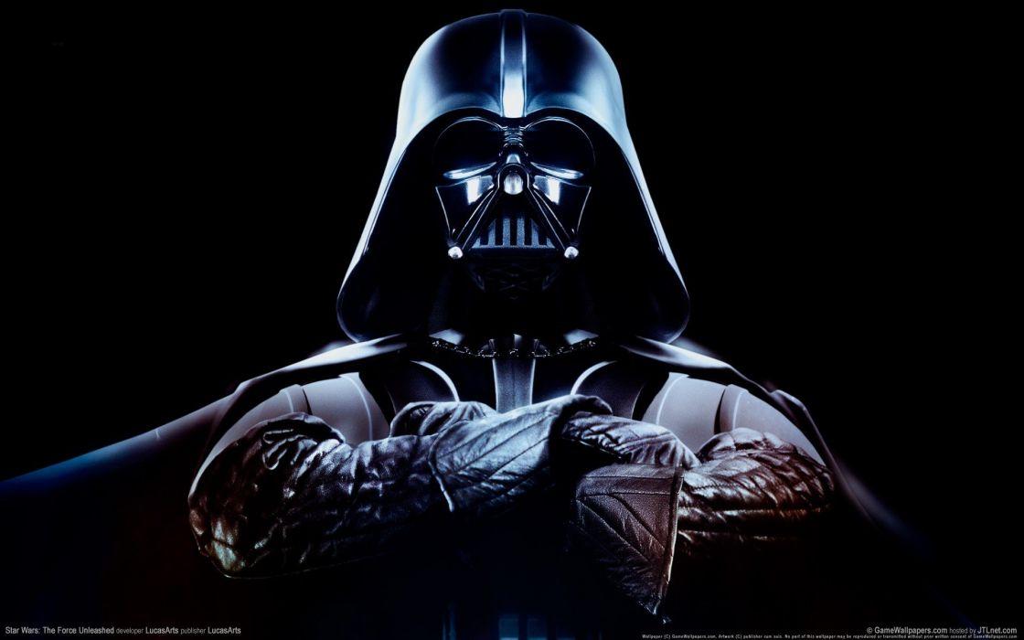 Star Wars video games Darth Vader wallpaper
