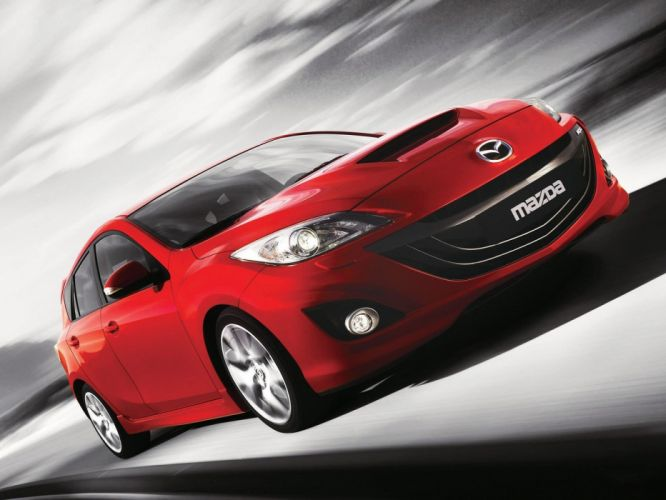 cars Mazda red cars wallpaper