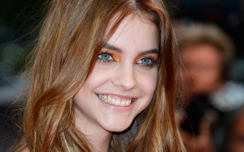 brunettes women blue eyes Barbara Palvin Cannes Premiere lost models wallpaper