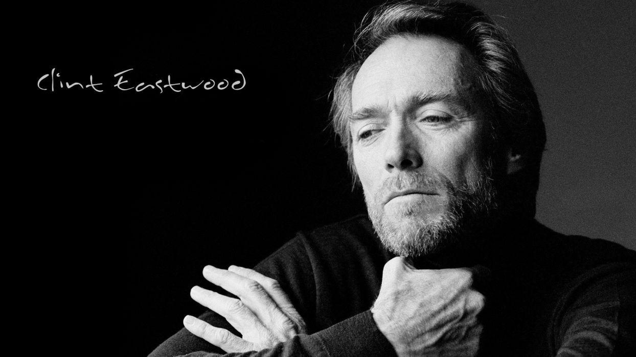 Clint Eastwood men USA Dirty Harry actors wallpaper