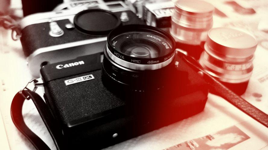 cameras Canon wallpaper