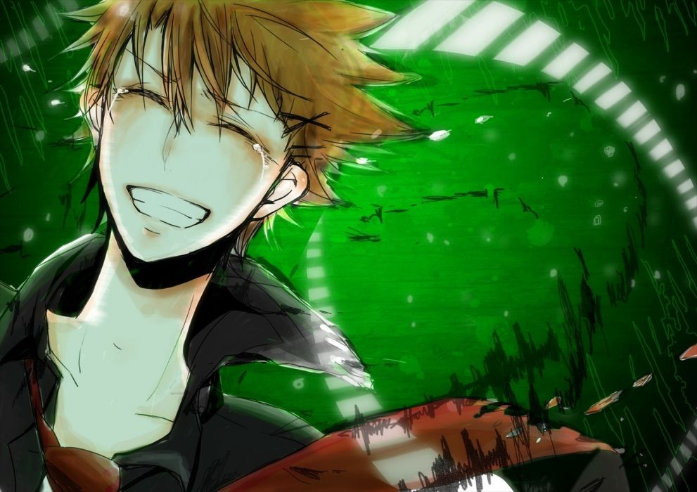 anime boys Psycho-Pass Kagari Shuusei wallpaper