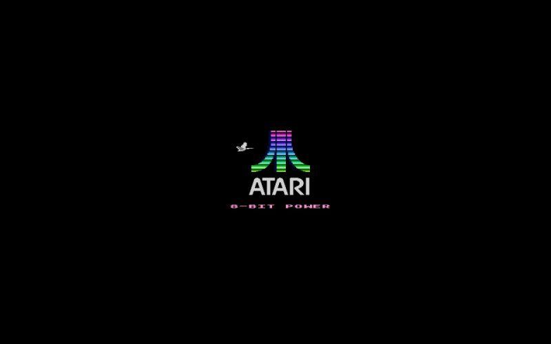 Atari wallpaper