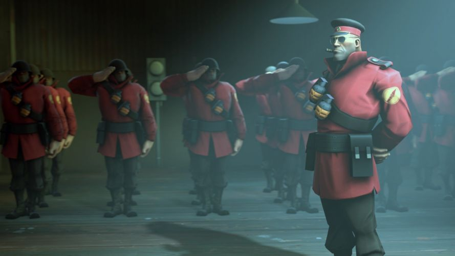 video games Valve Corporation Team Fortress 2 wallpaper