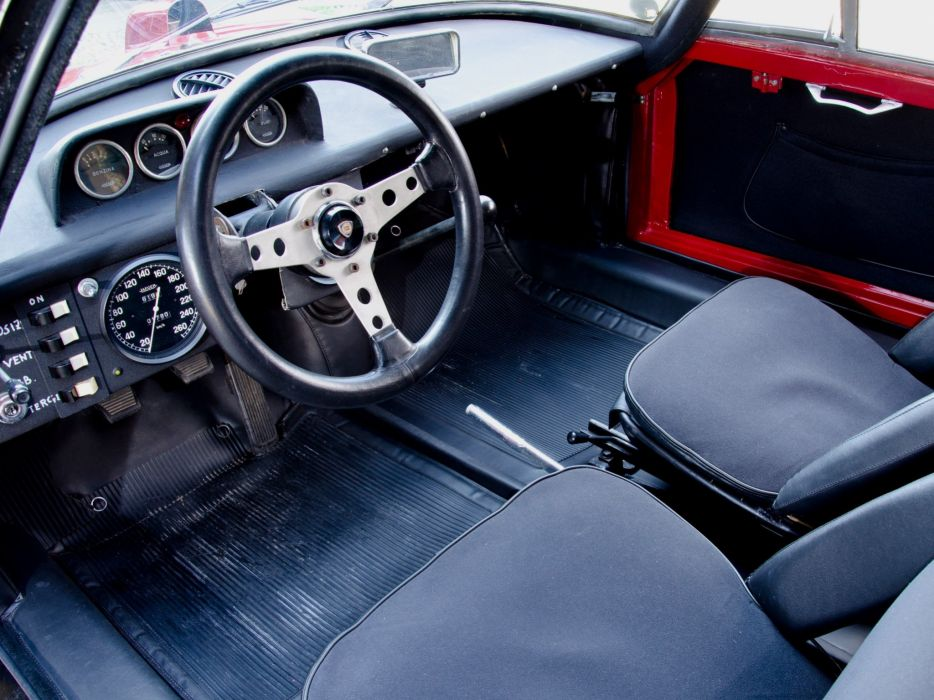 cars Lancia interior Lancia Flavia Sport Corsa wallpaper