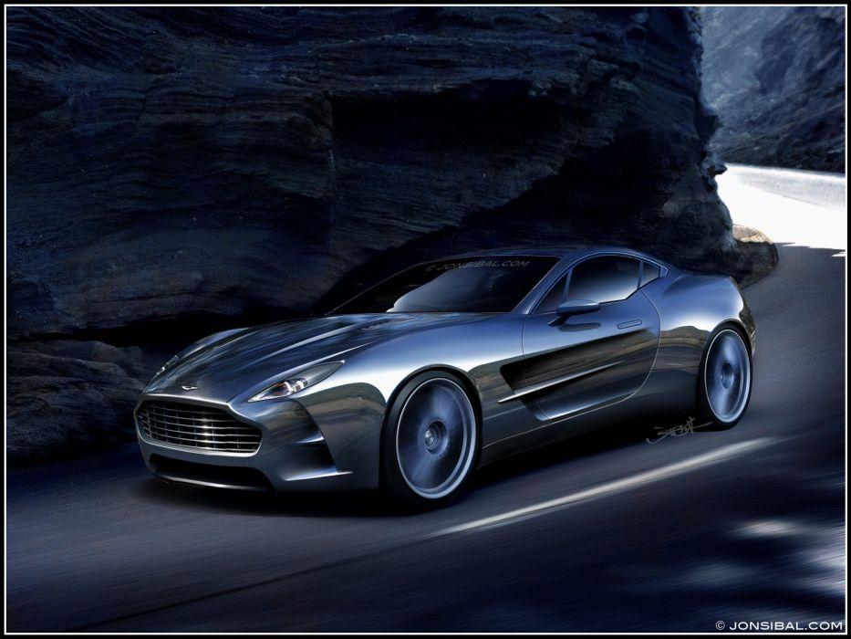 cars Aston Martin vehicles wallpaper