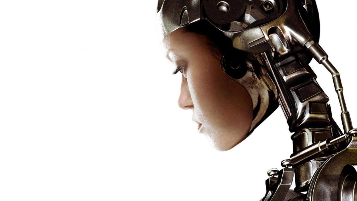 women Terminator robots cyborgs Summer Glau machines science fiction Terminator The Sarah Connor Chronicles Cameron Phillips faces wallpaper