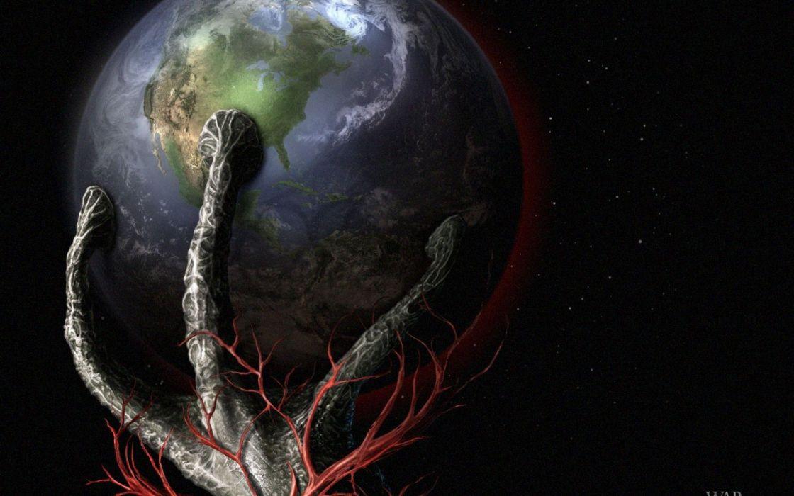 WAR OF THE WORLDS adventure thriller sci-fi poster wallpaper