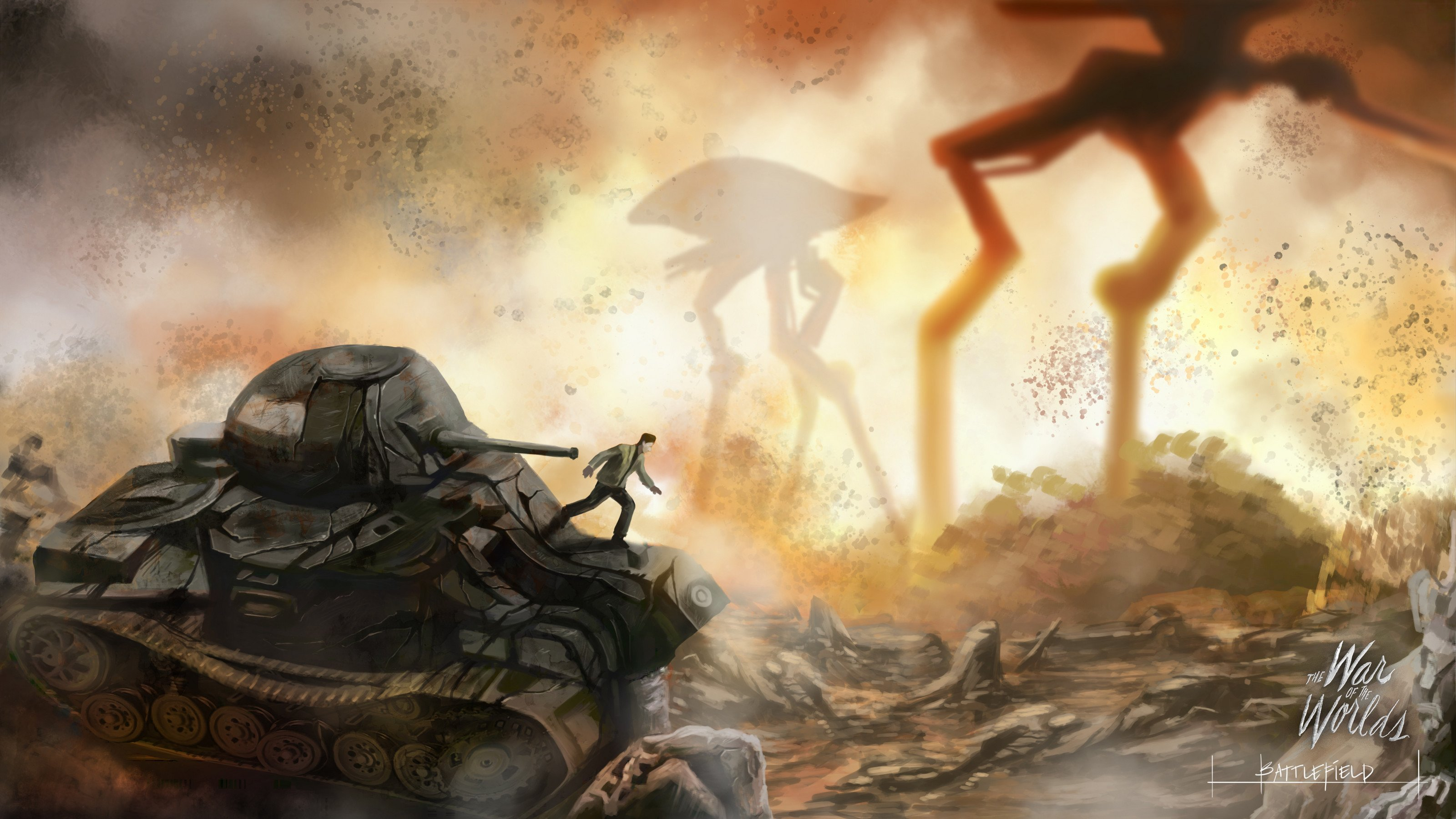 The War of the Worlds - Free Sci-Fi Video Slot