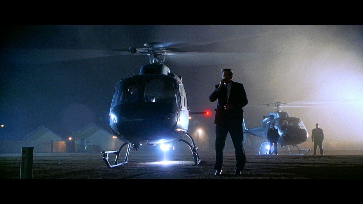 THE X-FILES sci-fi mystery drama television files series helicopter wallpaper
