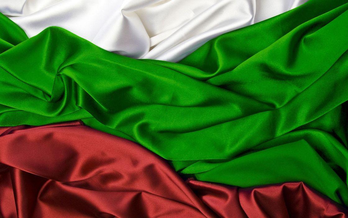 flags Bulgaria wallpaper
