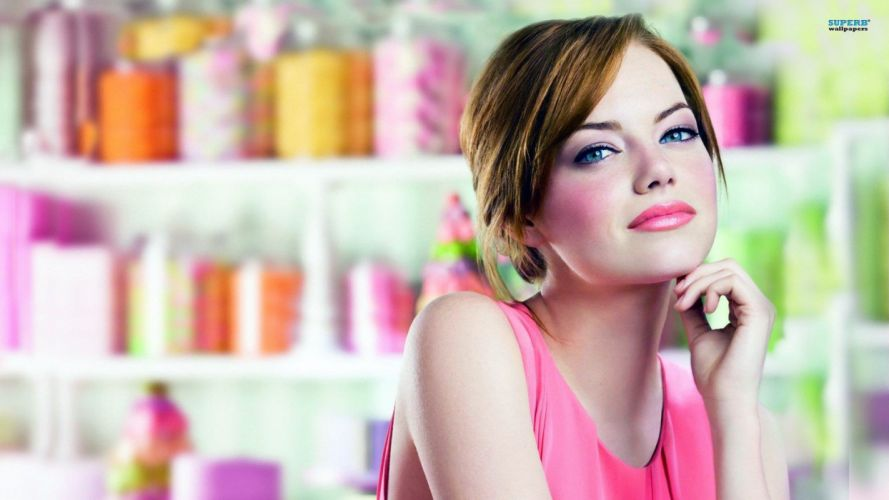 women actress Emma Stone wallpaper