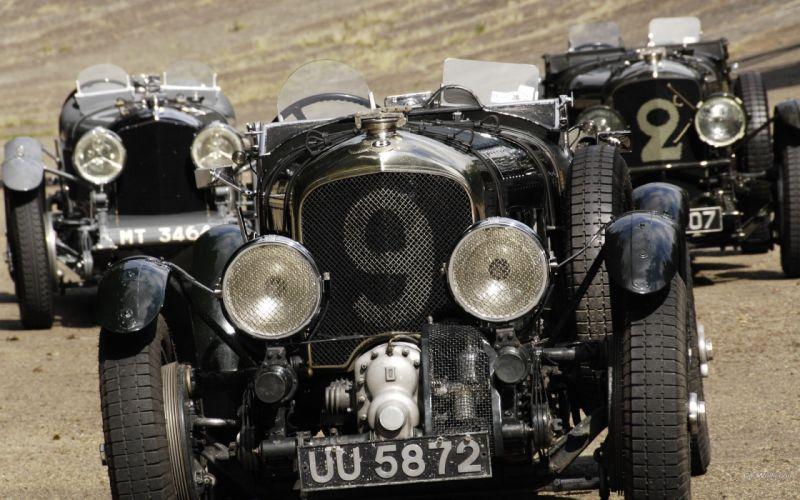 Bentley classic cars wallpaper