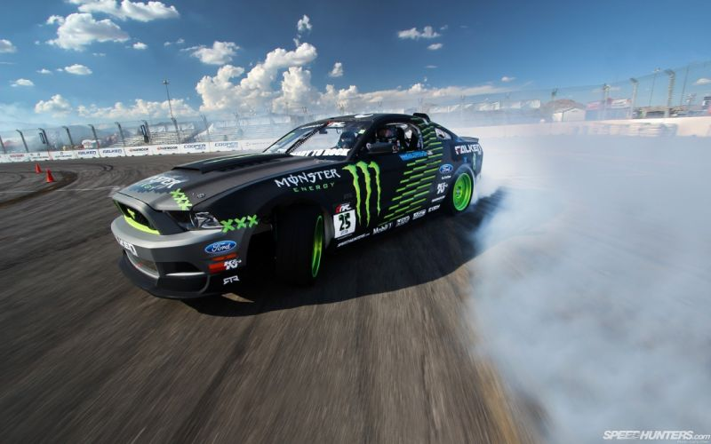 cars drifting cars Ford Mustang drifting SpeedHunters_com drift wallpaper
