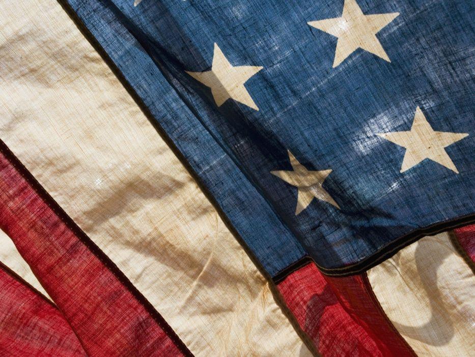 landscapes nature USA American Flag wallpaper