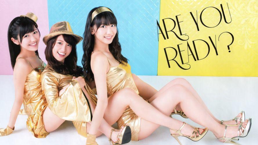 women Japan music models pop Japanese Asians band AKB48 jpop Yuki Kashiwagi Yuko Oshima wallpaper