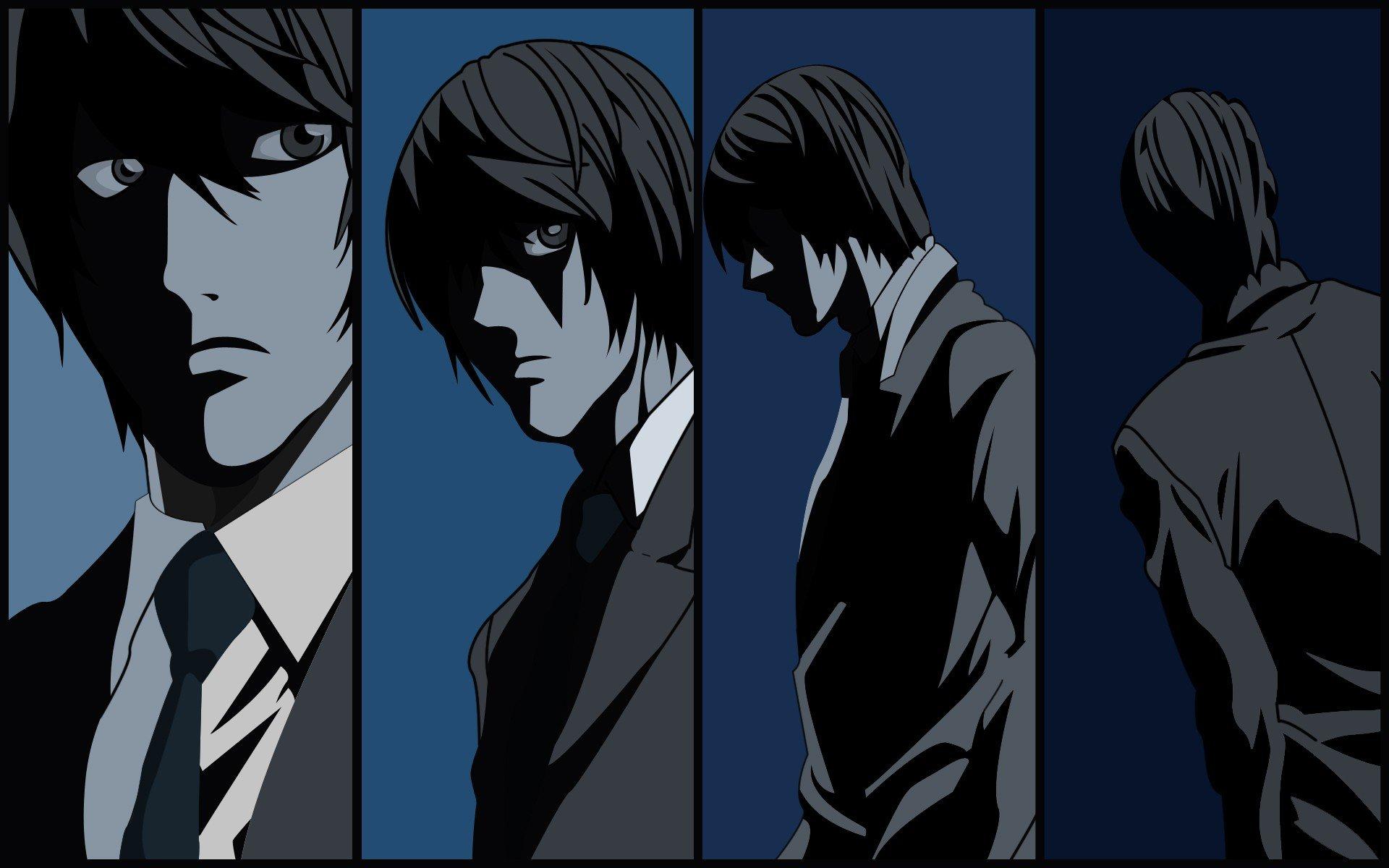 Death Note Yagami Light wallpaper | 1920x1200 | 267496 ...