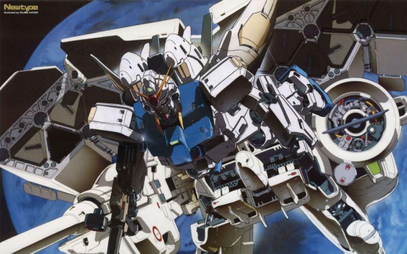 Gundam Mobile Suit Gundam mecha dendrobium anime wallpaper