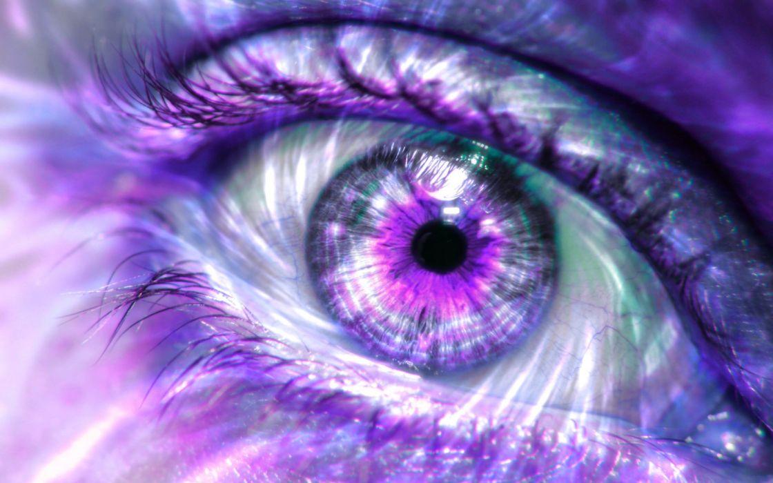 close-up eyes wallpaper