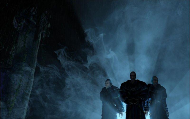video games Gothic II wallpaper
