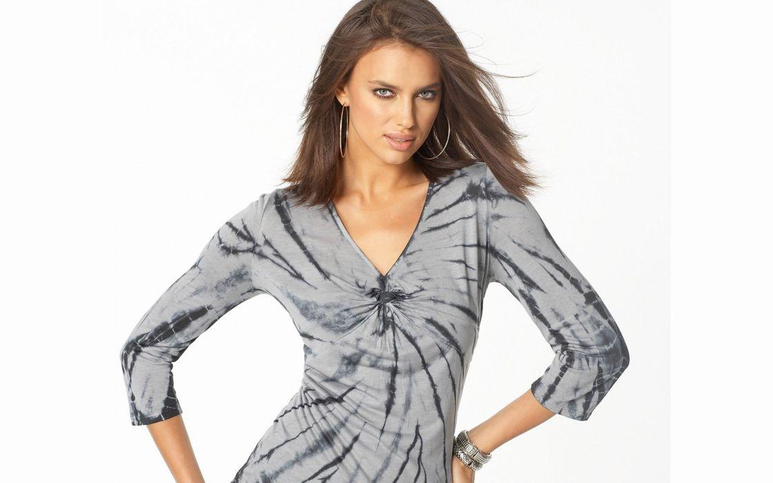 women models Irina Shayk wallpaper
