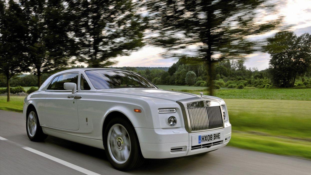 cars vehicles transportation wheels Rolls Royce automobiles wallpaper