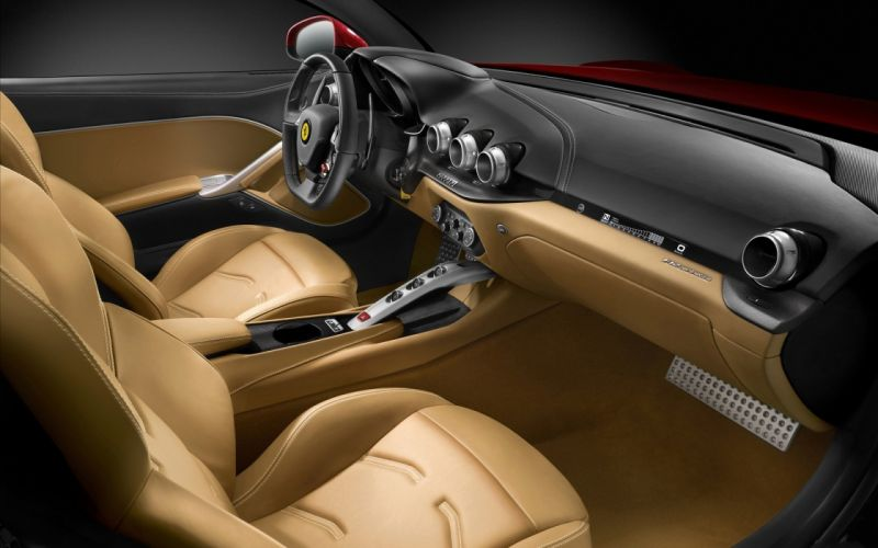 cars Ferrari car interiors wallpaper