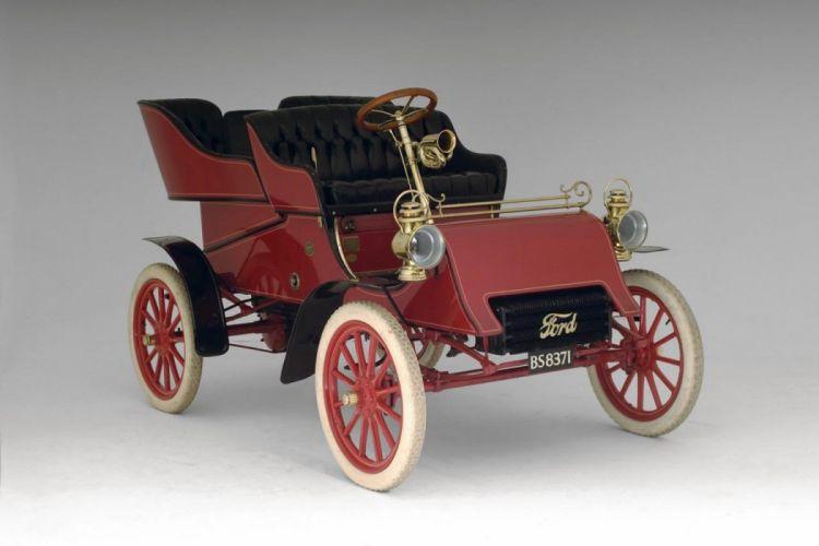 Ford motor 1903 wallpaper