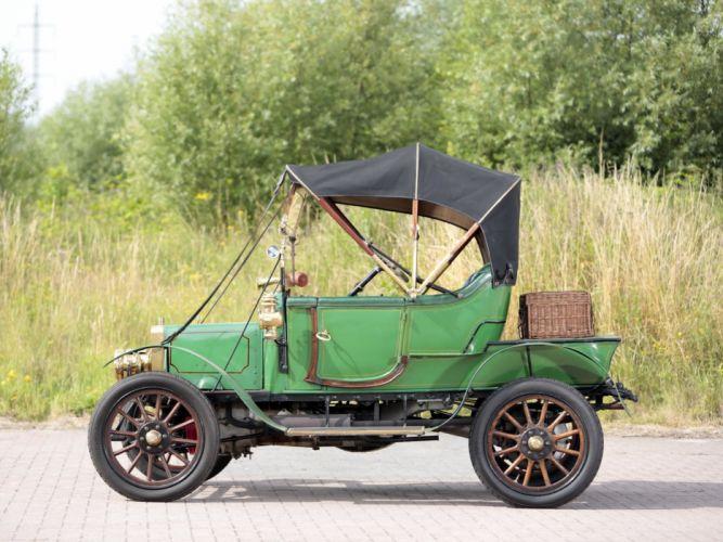 1912 Rover 8-HP retro h wallpaper