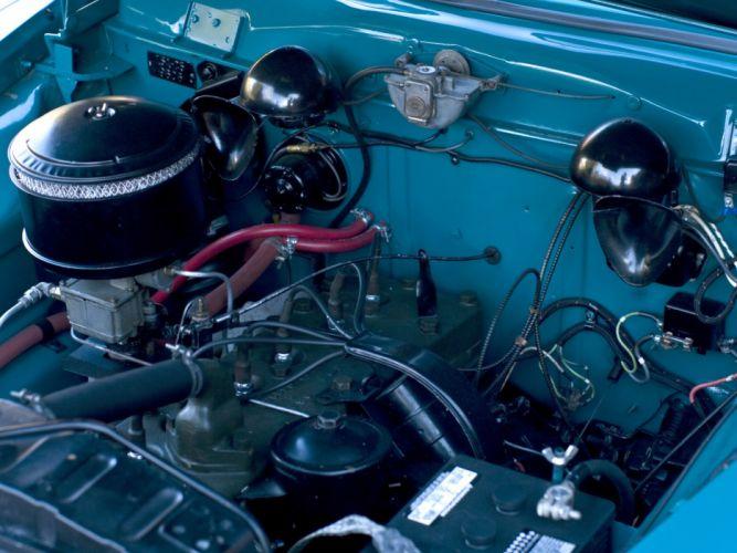 1948 Studebaker Commander Regal DeLuxe 5-passenger Coupe (15A-C5) luxury retro engine g wallpaper