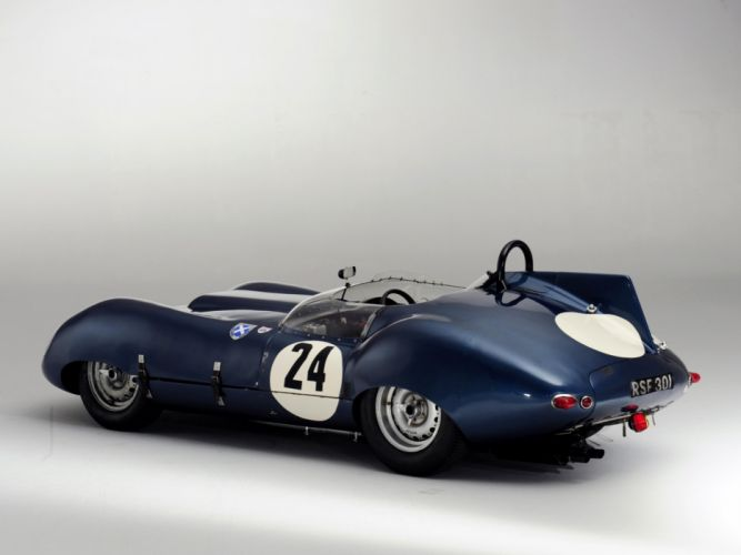 1959 Tojeiro Jaguar Sports Racer race racing retro rally h wallpaper