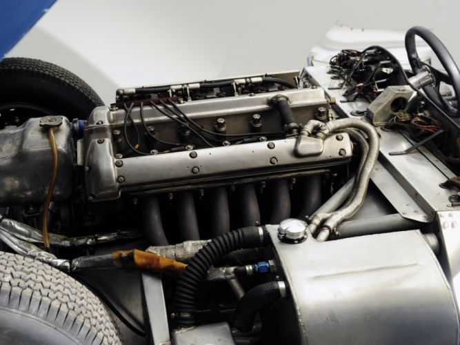 1959 Tojeiro Jaguar Sports Racer race racing retro rally engine g wallpaper