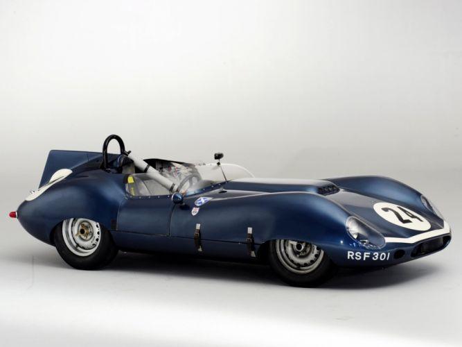 1959 Tojeiro Jaguar Sports Racer race racing retro rally g wallpaper